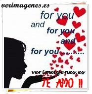 For you, for you