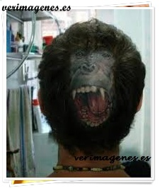 Tatuaje del gorila