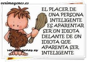 El placer de una persona inteligente
