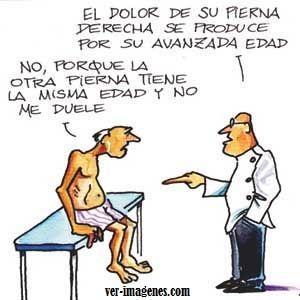Imagen Doctor y paciente