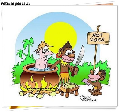 Puesto de Hot dogs