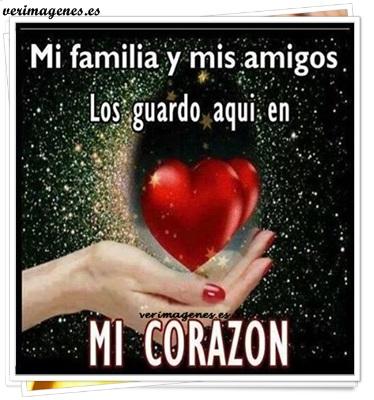Imagen Mi familia y mis amigos