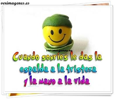 Cuando sonríes