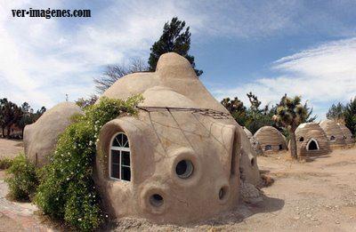 Casa ecológica.