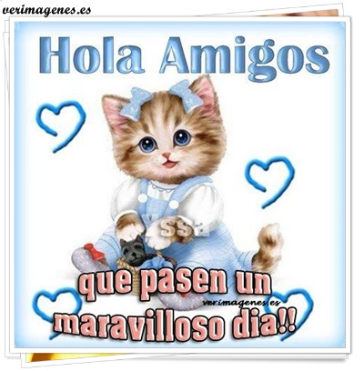 Hola Amigos