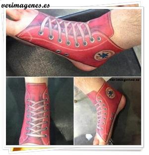 Tatuaje para no ir descalzo