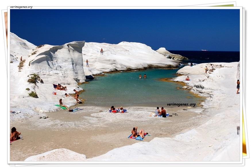Playas de mílos, mílos (grecia)