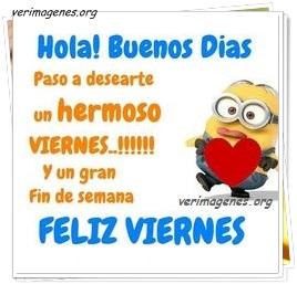 Feliz viernes