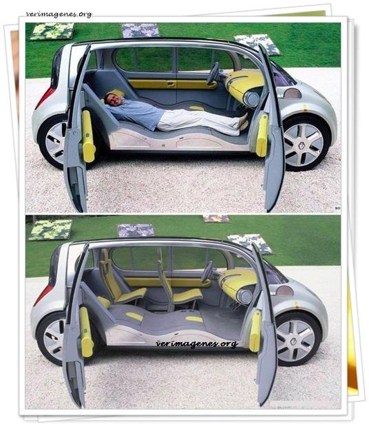 Imagen Coche convertible en cama