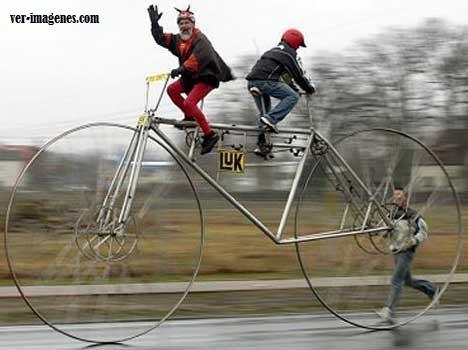 Imagen Bicicleta gigante