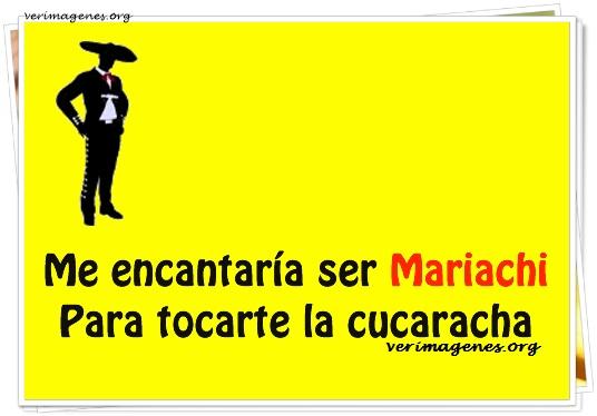 Me gustaría ser mariachi