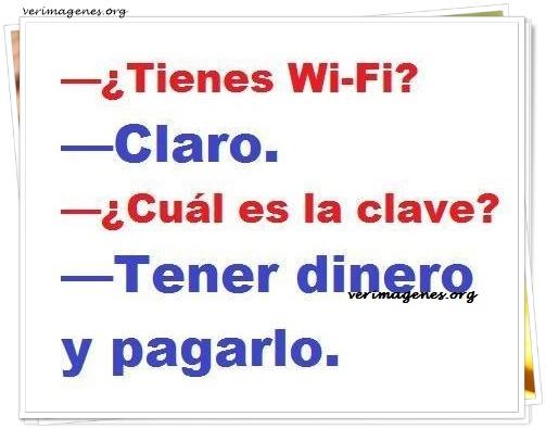 Tienes wi-fi ?