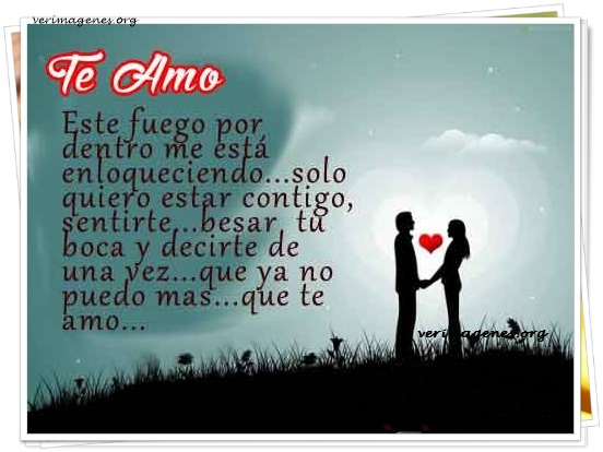 Imagen Te Amo