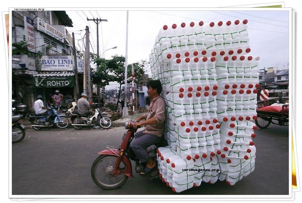 Imagen Transporte de envases