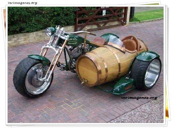 Sidecar bidon