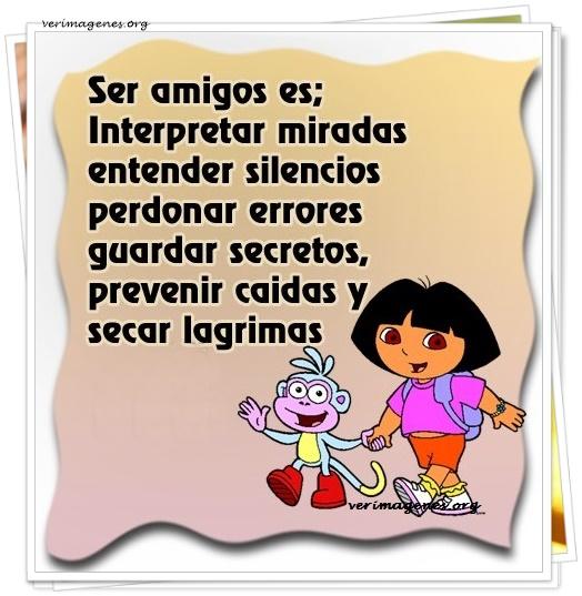 Imagen Ser amigo es