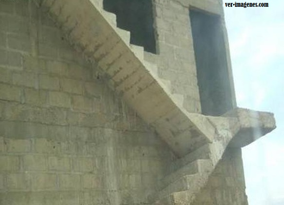 Escalera especial