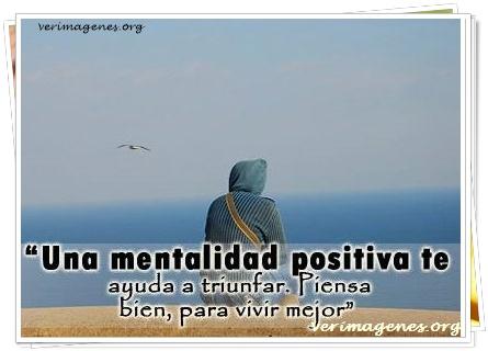 Una mentalidad positiva