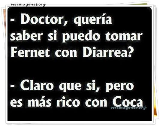 Doctor, quería saber