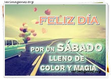 Feliz sábado