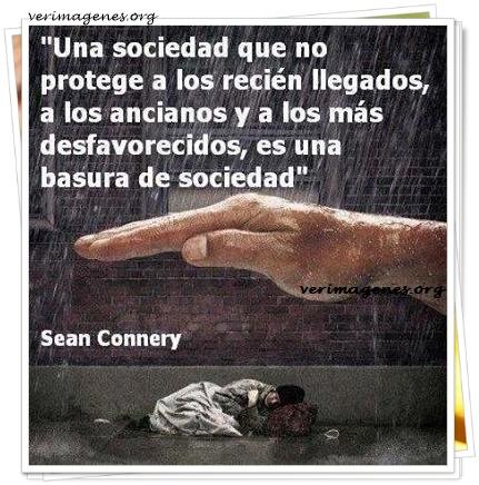 Una sociedad que no protege a los recién llegados