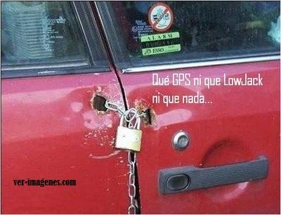 Seguridad para carros