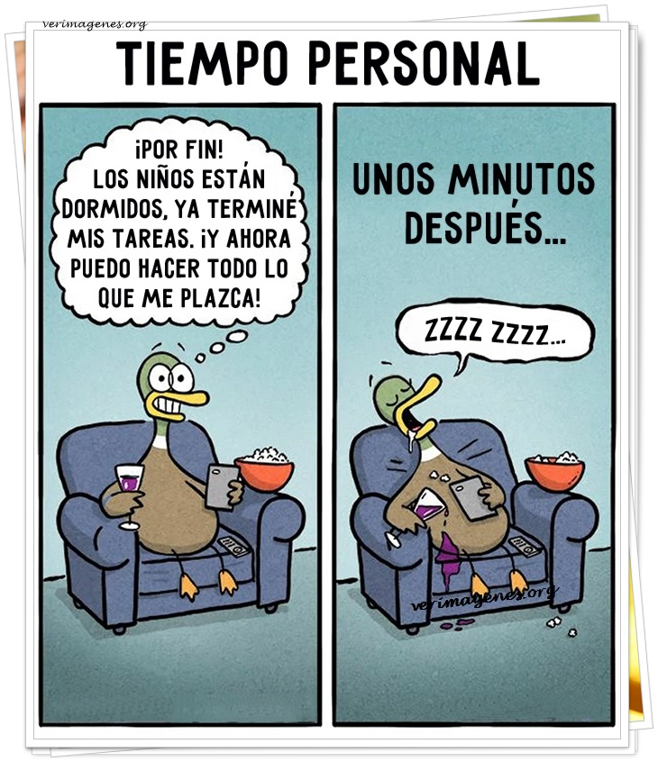 Tiempo personal