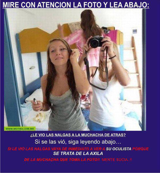 Imagen Mira Con Atencion La Foto y Lea Abajo