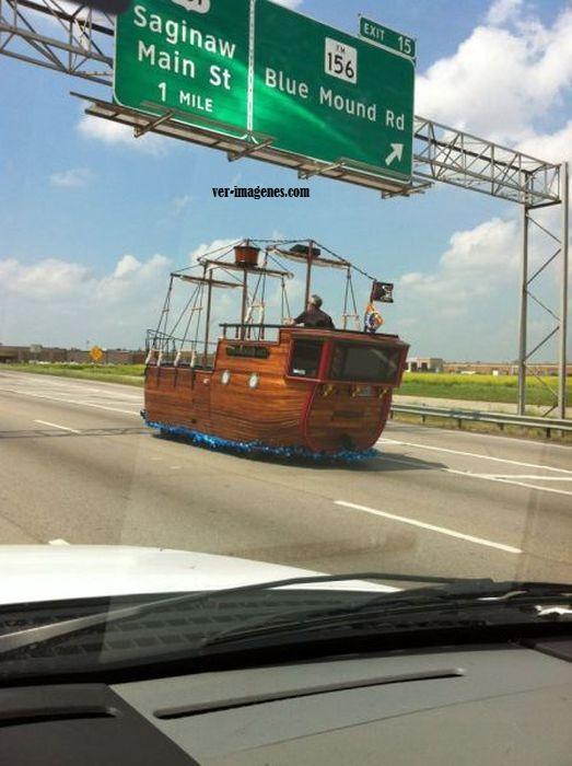 Barco-coche