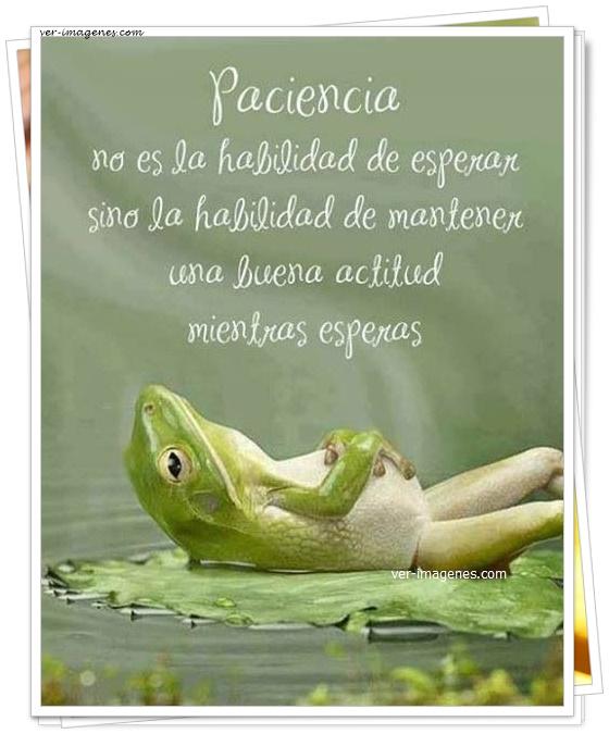 Imagen Paciencia