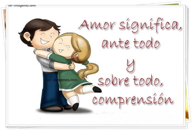 Amor significa