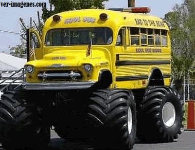 Autobus todo terreno