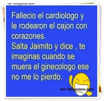 Falleció el cardiologo