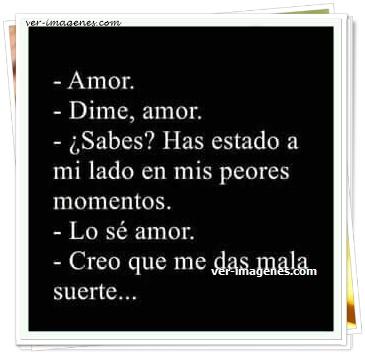 Amor. dime, amor