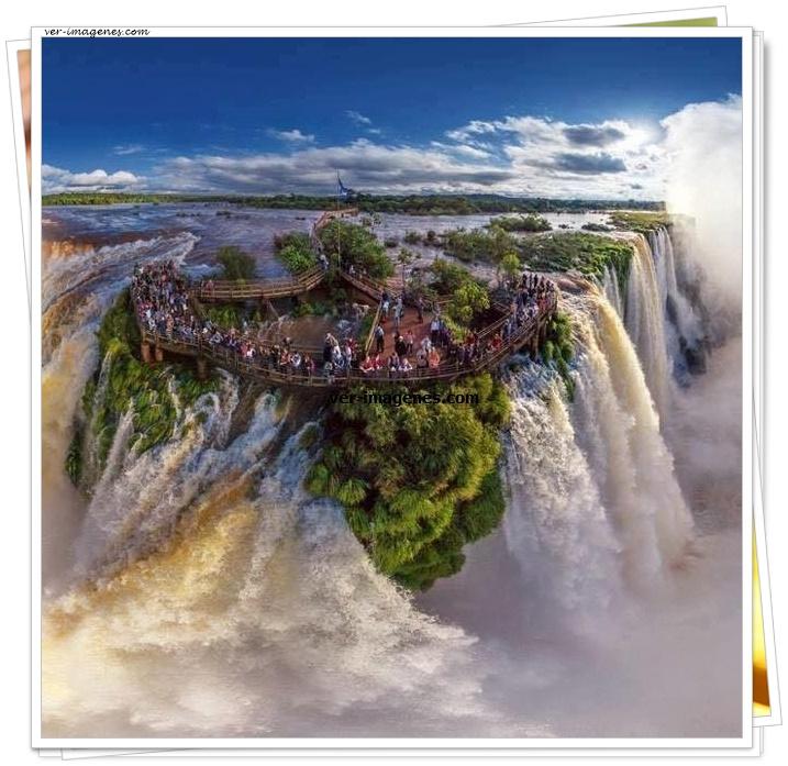 Cataratas del Iguazú, (Argentina)