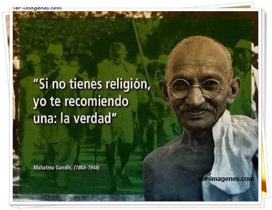 Si no tienes religión