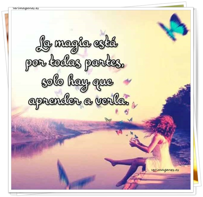 Imagen La magia esta por todas partes