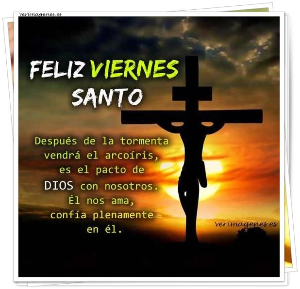 Feliz viernes santo