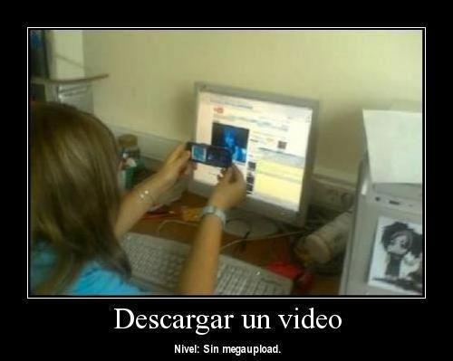 Descargar Un Video